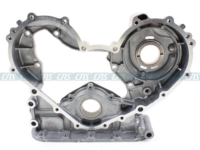 Engine Timing Cover w Oil Pump 81 87 Toyota Land Cruiser 3 4L L4